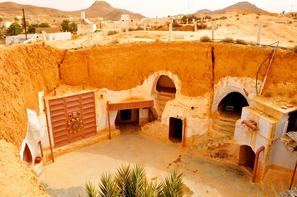 Sidi Driss, Матмата, Тунис