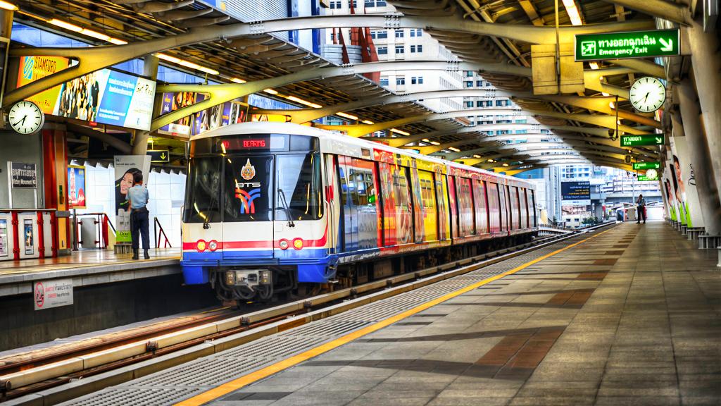 Skytrain, Бангкок
