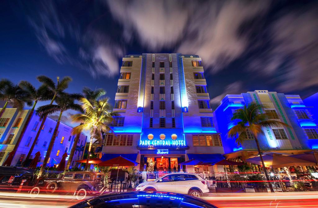 South Beach, Майами-Бич
