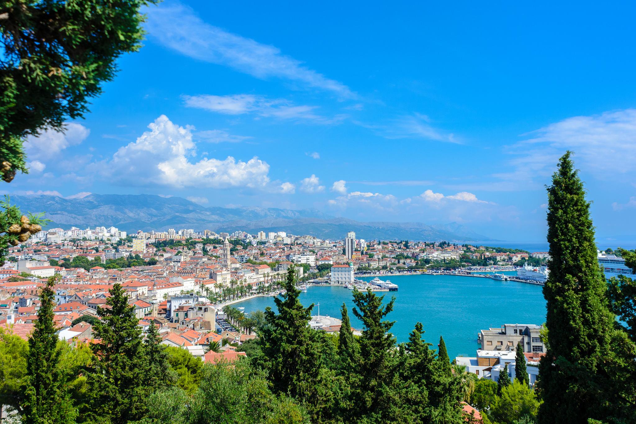 split Отдых в Хорватии туры хорватию хорватия Отдых в Хорватии — 9 курортных мест Адриатического побережья Split