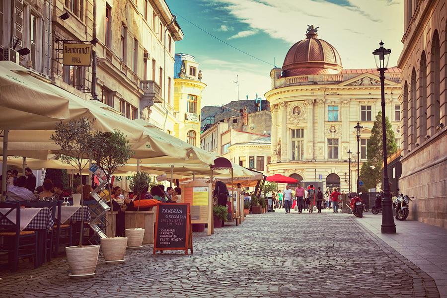 Старый город, Бухарест