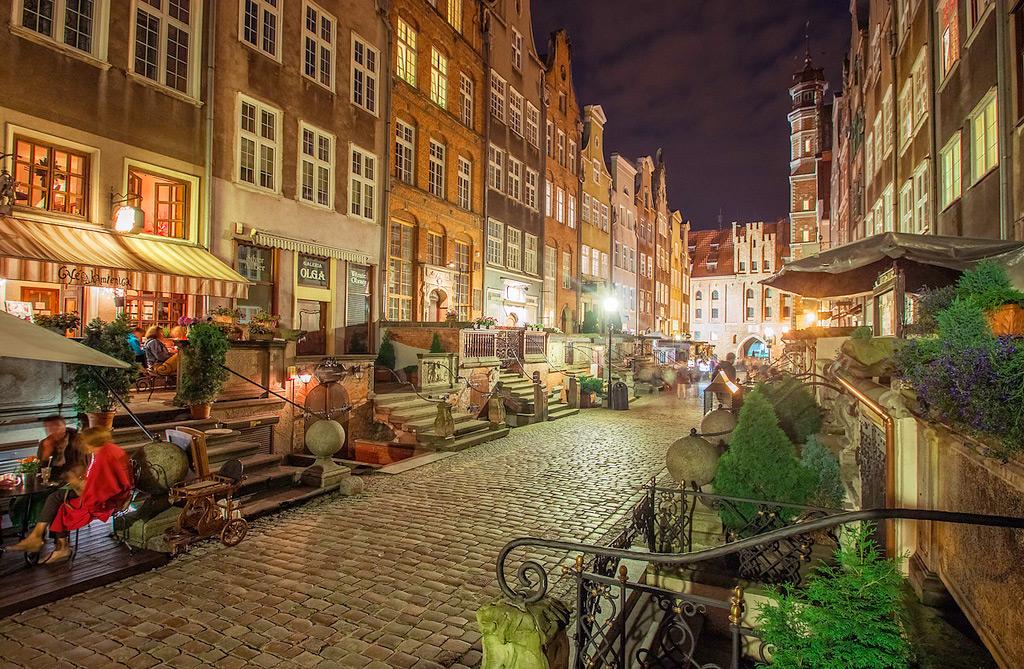 Старый город, Гданьск