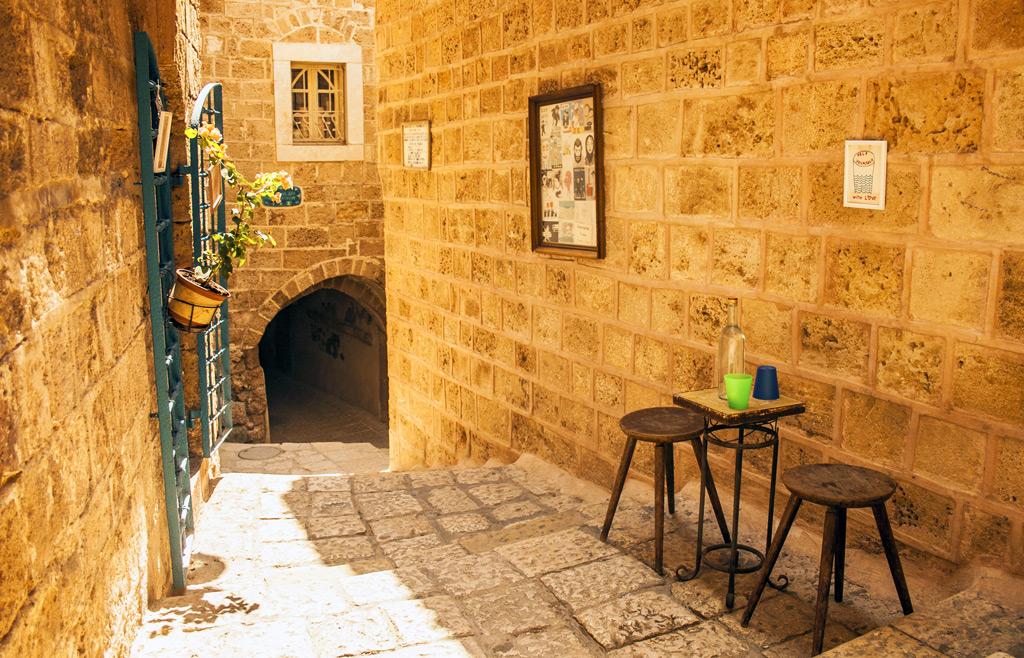 Старый город Яффа