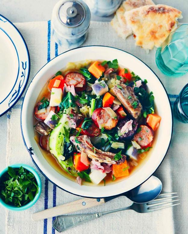 Супы Португалии