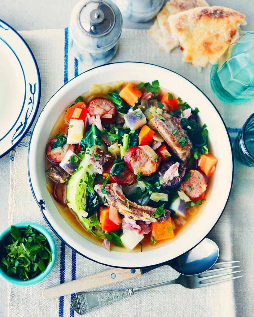 Португальская кухня: супы