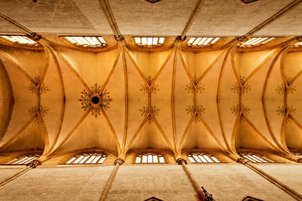 Свод Ульмского собора
