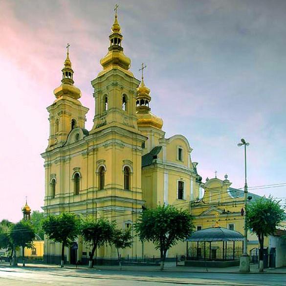 Свято-Преображенский кафедральный собор, Винница