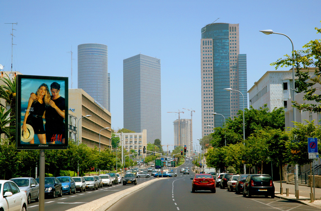 Центр Тель-Авива