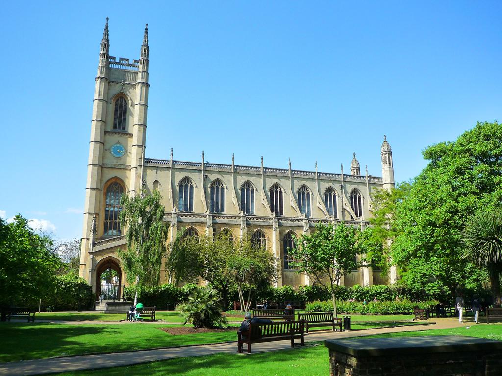 Церковь Святого Луки, Челси, Лондон