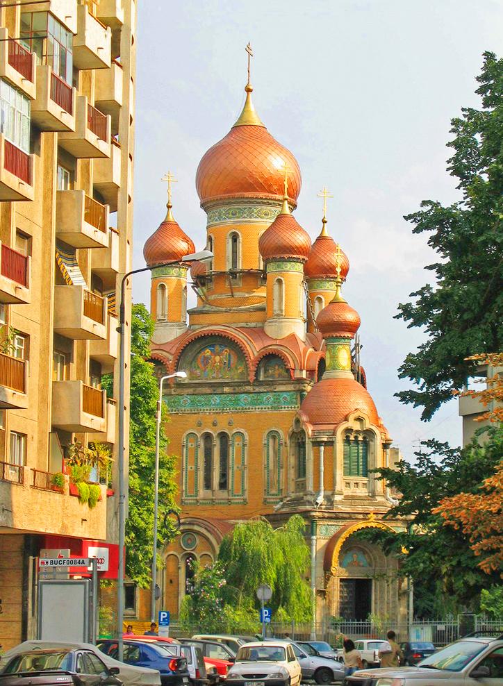 Церковь Святого Николая, Бухарест