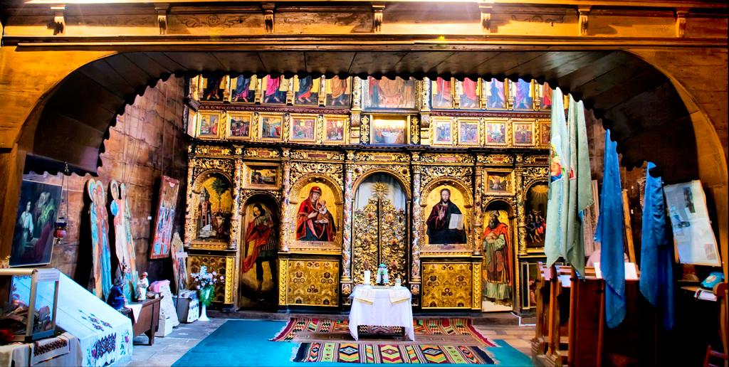 Церковь сошествия Святого Духа, Рогатин, Ивано-Франковская область