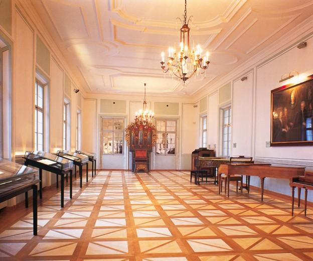Танцмейст семьи Моцартов (Дом Моцарта)