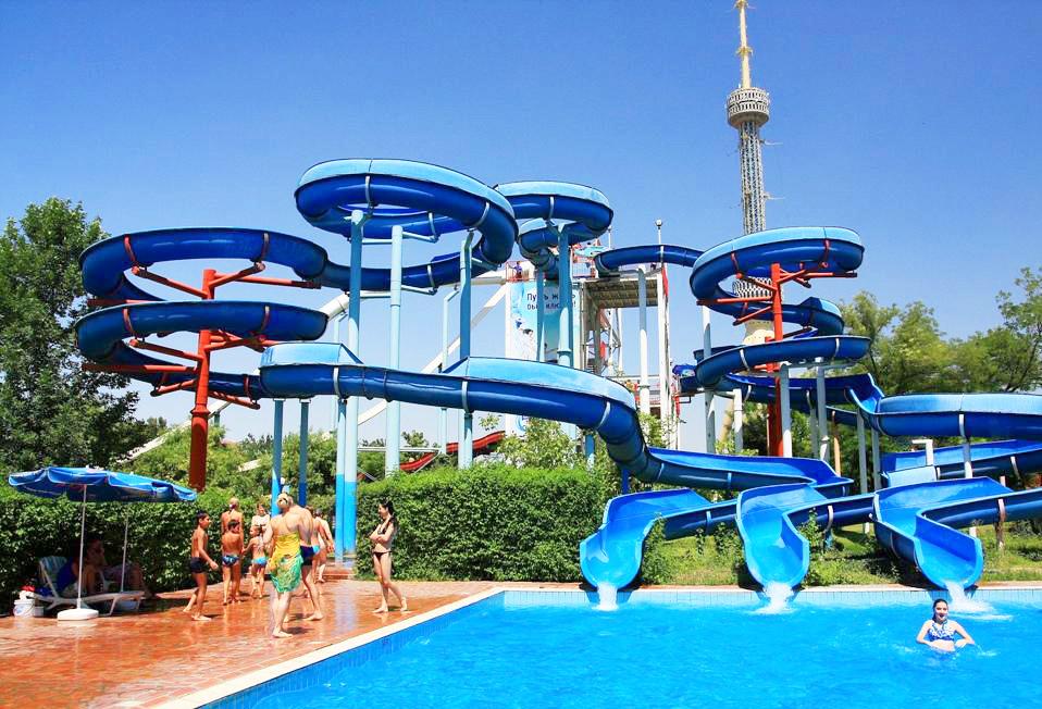 Ташкент-Ленд, аквапарк