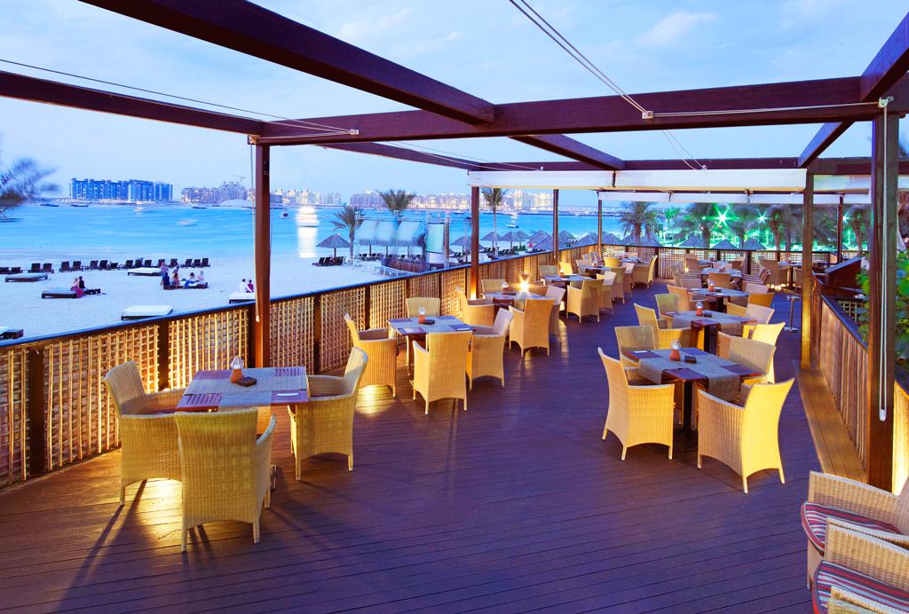 Терасса Barasti, Дубай, Объединенные Арабские Эмираты
