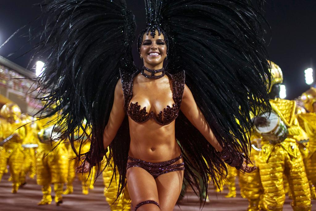 Карнавал в Бразилии 2014, Рио-де-Жанейро