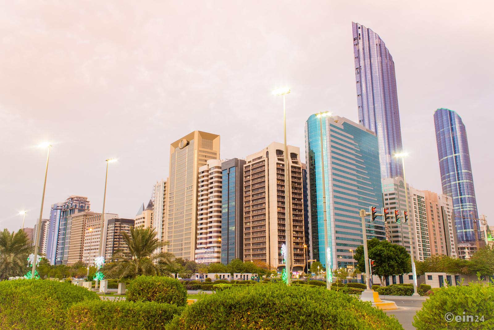 Набережная Коршиш, Абу-Даби