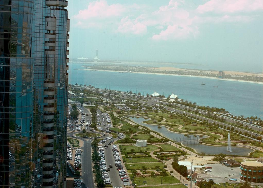 The Corniche Road
