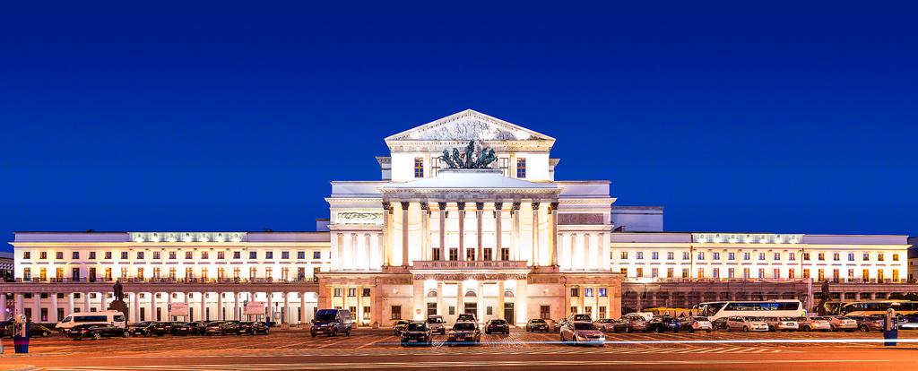Большой театр в Варшаве