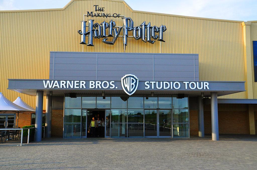 Музей Гарри Поттера в Лондоне - The Making of Harry Potter
