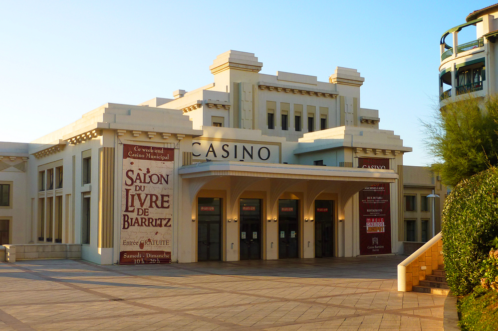 The Municipal Casino в Биаррице