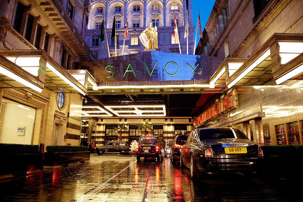 The Savoy, Лондон, Великобритания