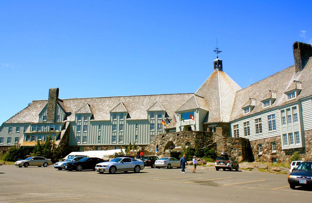 Timberline Lodge, Орегон, США