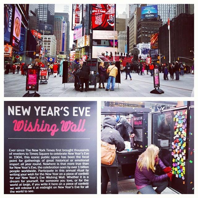 Times-Square в Нью-Йорке