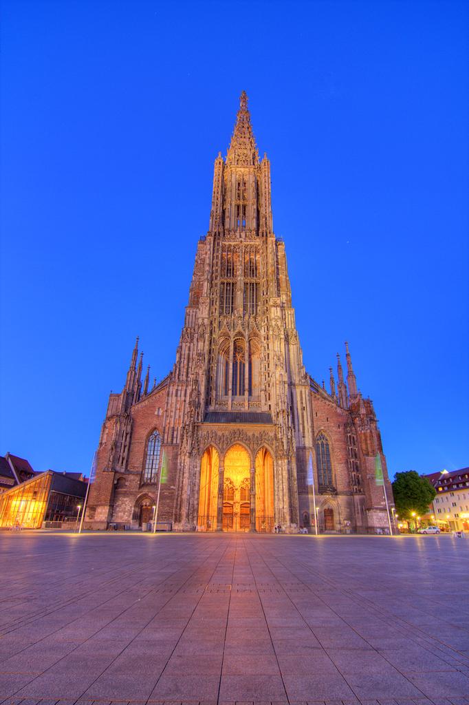 Ульмский собор, Ульм, Германия