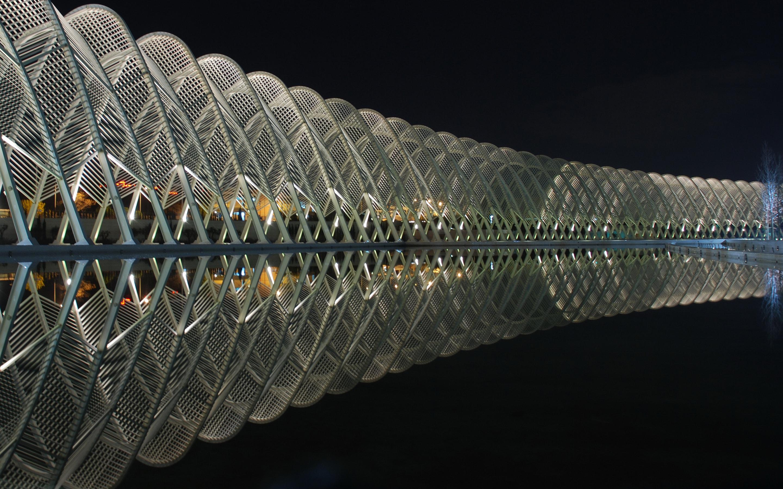 Сад Umbracle в Городе наук и искусств