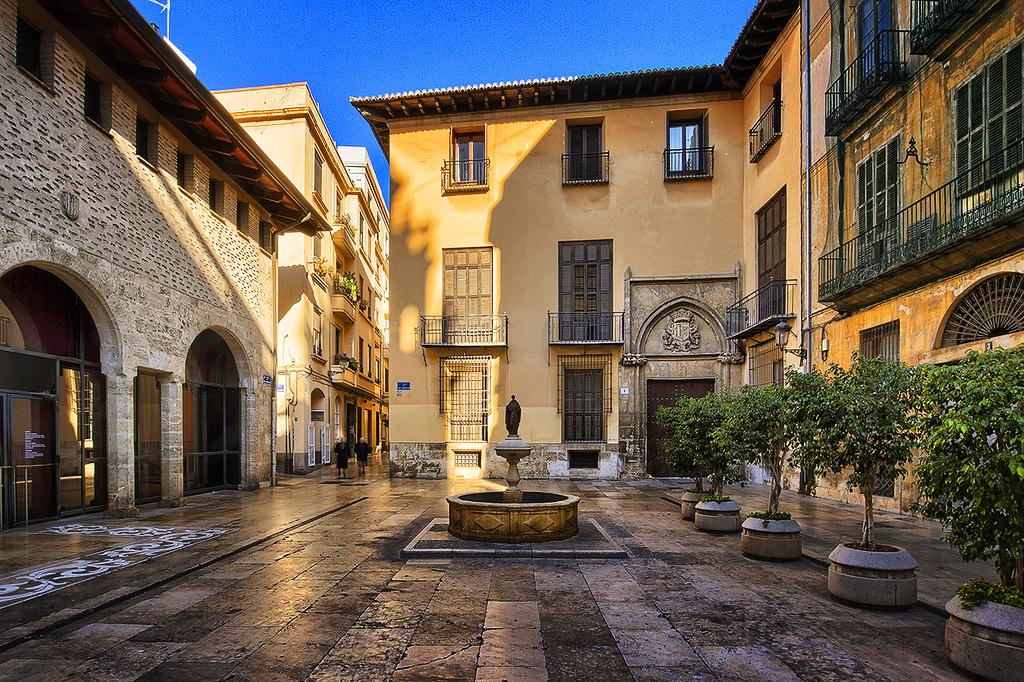 Старый город Валенсии