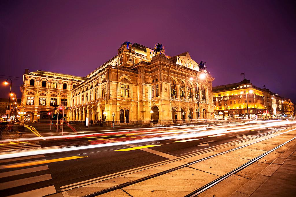 Венская государственная опера, Вена, Австрия