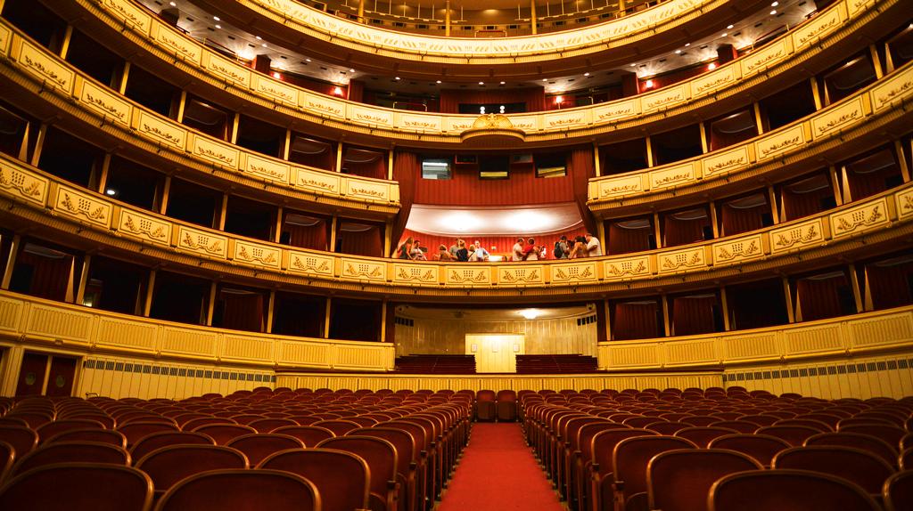 Венская опера, Вена, Австрия
