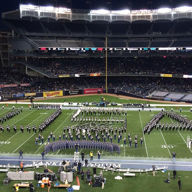 Стадион Yankee Stadium