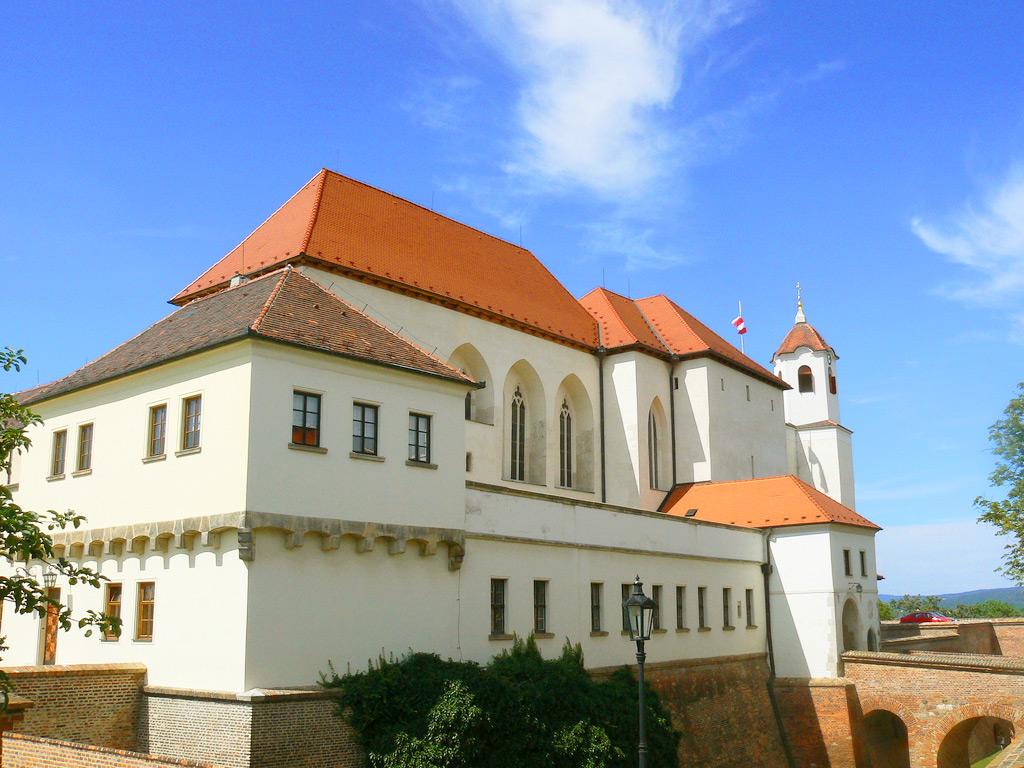 Замок Шпильберг, Брно
