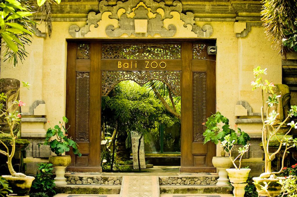 Вход в Зоопарк Бали