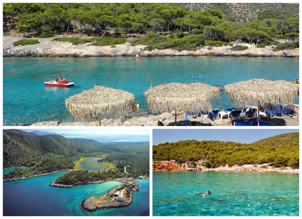 Курортные острова Греции: Агистри