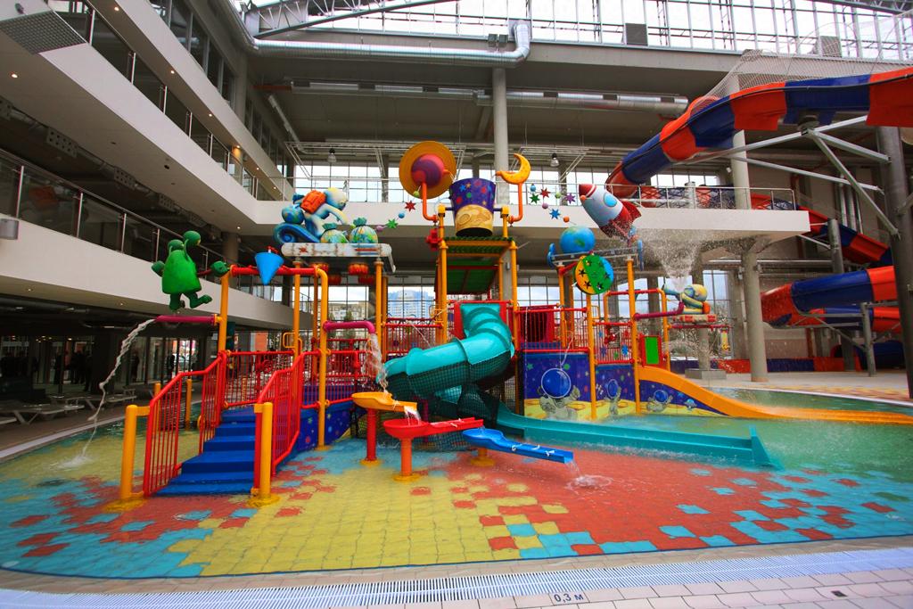 Аквапарк в Броварах, детская зона