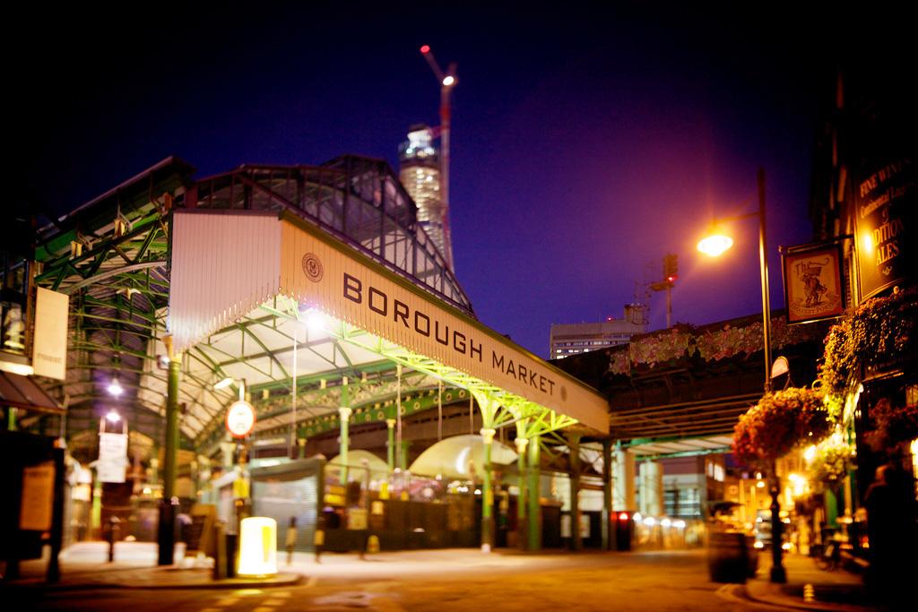 Рынок Боро в Лондоне
