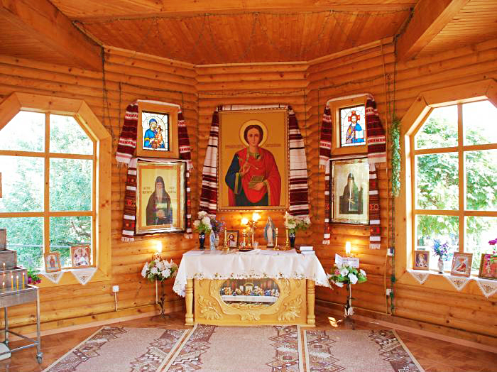 Часовня святого Пантелеймона, Трускавец