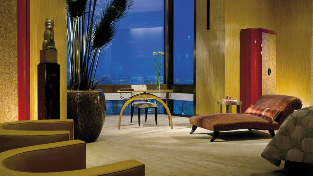Ty Warner Penthouse в Four Seasons Hotel New York
