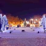 Новый год 2016 в Трускавце: программы в лучших отелях