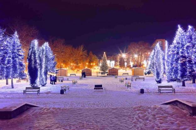 Новый год в Трускавце 2016