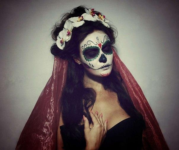 день мертвых. в мексике фото