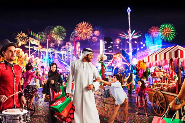 Dubai Shopping Festival в Дубаи