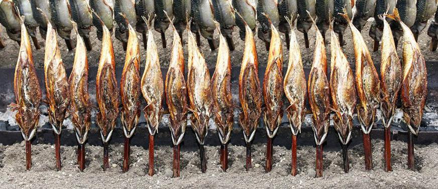 Запеченная рыба во Fischer-Vroni