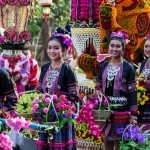 Фестиваль цветов в Чиангмае 2016 (Тайланд)