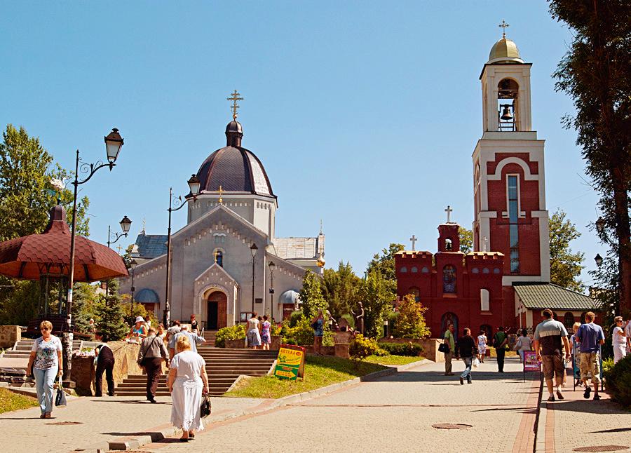 Собор святого Николая, Трускавец