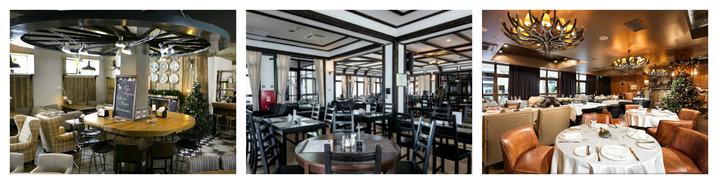 Рестораны Красной Поляны