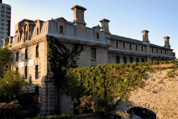 HI-Ottawa Jail в Оттаве
