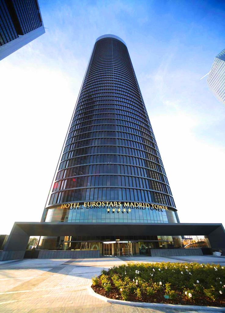 Гостиница Eurostars Madrid Tower